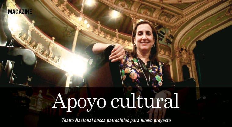 Teatro Nacional busca patrocinios