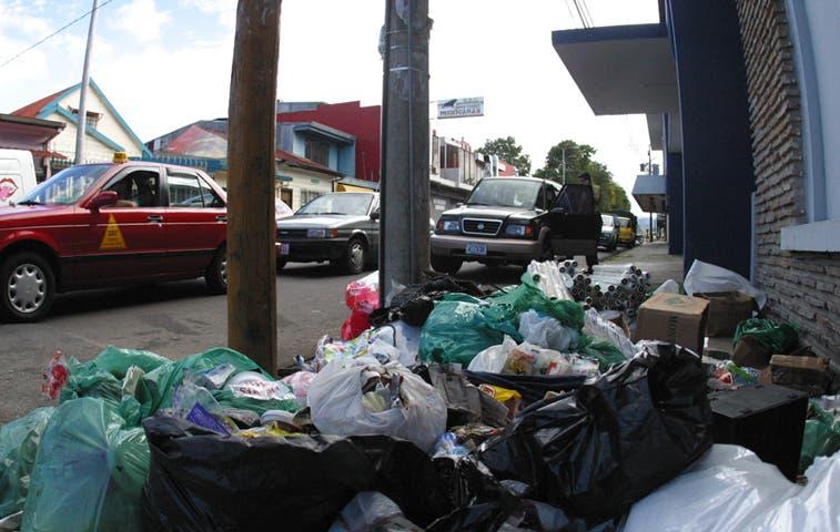 Municipios no cumplen con tratamiento de basura
