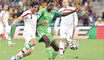 Irán desespera a Nigeria