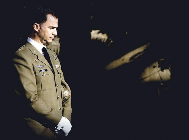 Aplican plan de seguridad para proclamación de Felipe VI