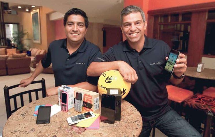 Likuid: celulares con sabor latino