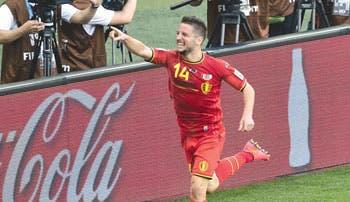 Bélgica, regreso con agonía