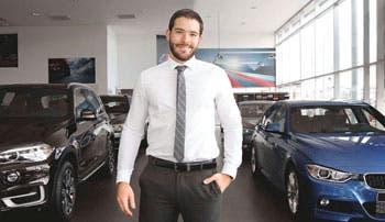 Nuevo estratega en BMW