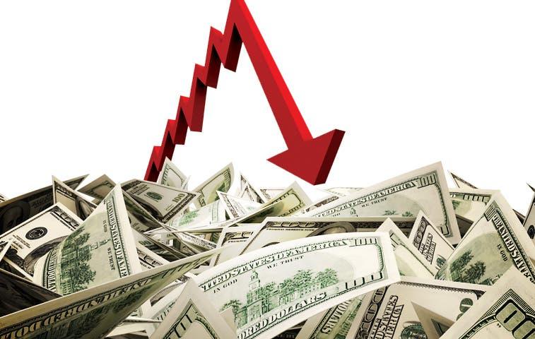 Dólar con tendencia bajista