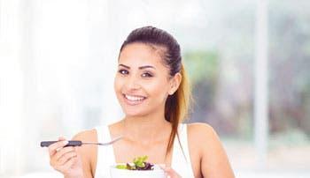 Lo que debe comer cuando entrena
