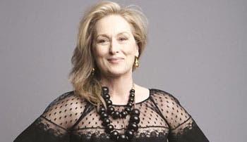 Meryl Streep encarnará a María Callas