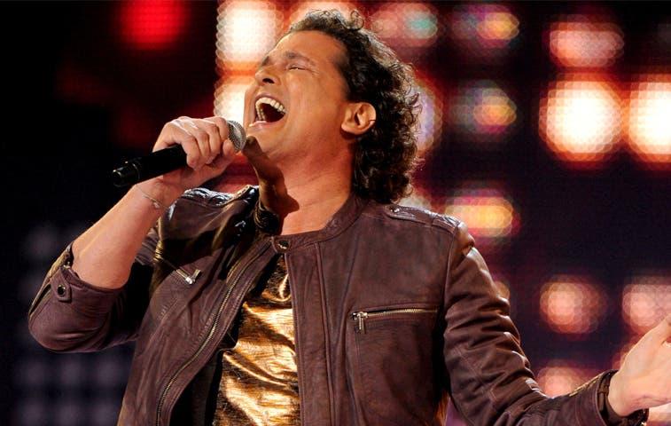 Carlos Vives vendrá a cantar en julio
