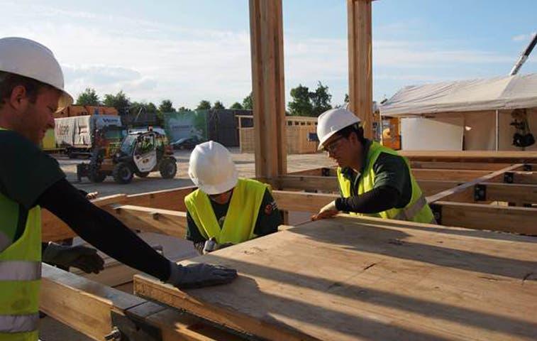 Proyecto tico se construye en Francia