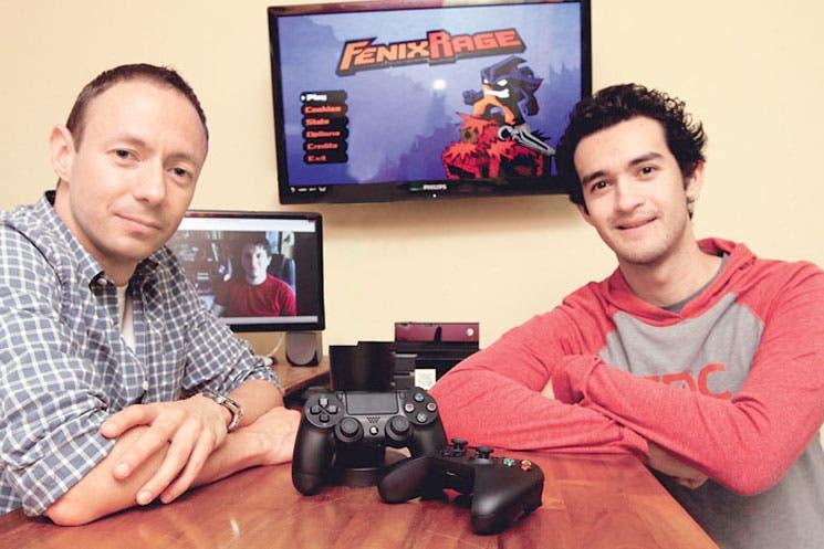 Ticos destacan en feria de videojuegos