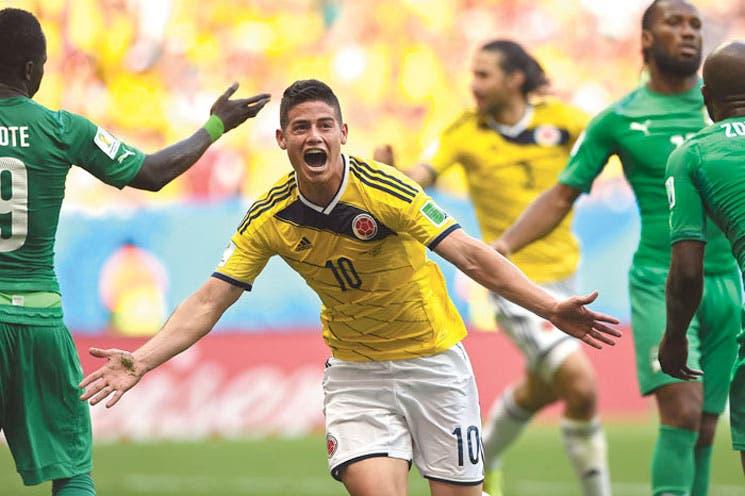 Colombia a puro ritmo