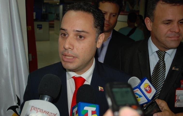Nuevo embajador de Venezuela en Costa Rica