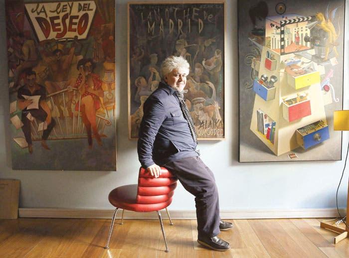 Pedro Almodóvar gana el premio Lumière