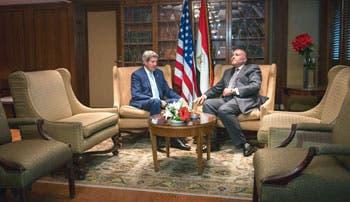 Kerry e iraquíes se unirían para afrontar al terrorismo