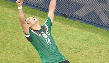 México hinca a Croacia