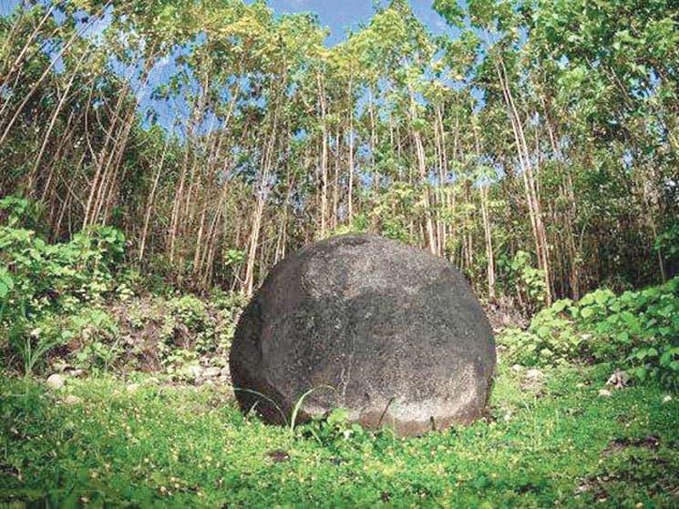Sitios arqueológicos ticos declarados Patrimonio de la Humanidad