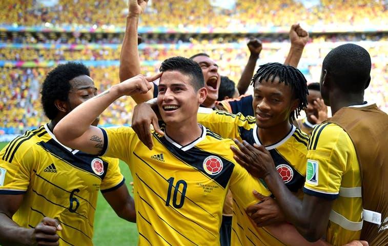 Costa Rica o Uruguay, rival de Colombia en octavos