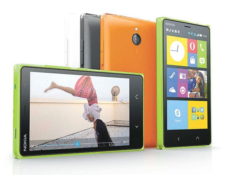 Microsoft presenta un nuevo Nokia