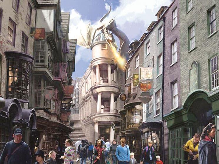 Reviven la magia de Harry Potter