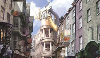 Reviven la magia de Harry Potter