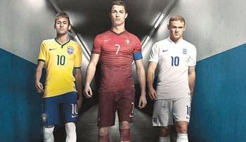 Futbolistas, carnada de amenazas en la Web