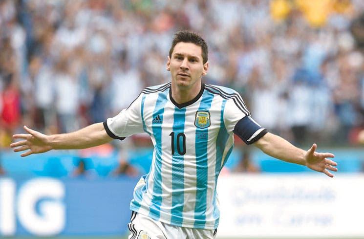 Messi es Argentina