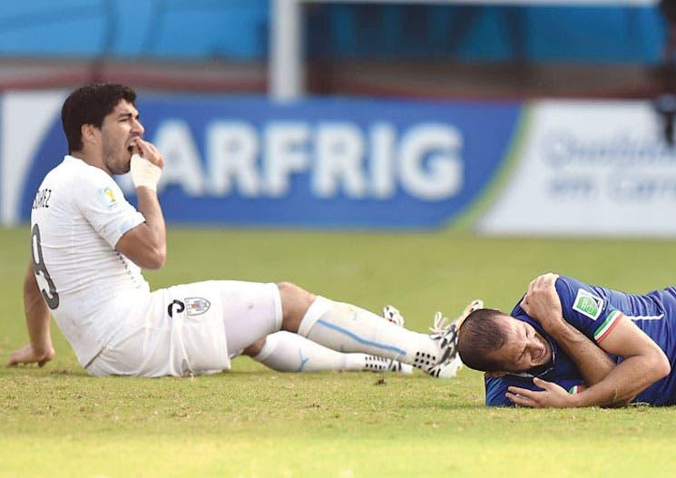 Suárez, cuatro meses sin fútbol