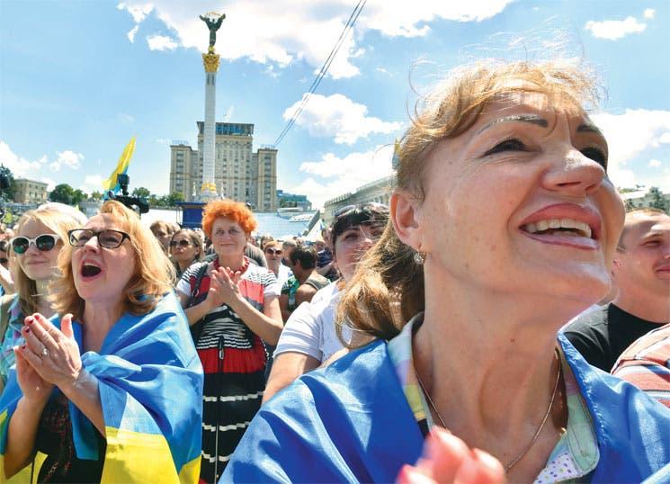 Expira plazo para que Rusia apoye paz en Ucrania