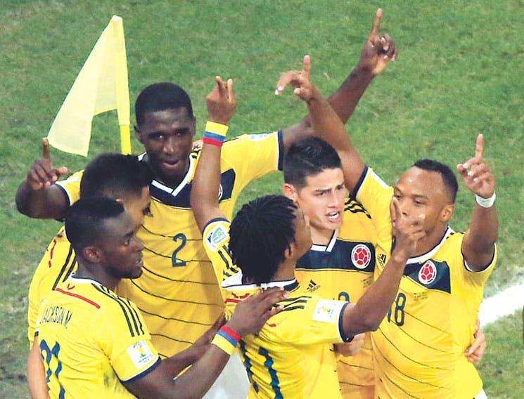 Duelo amarillo en Fortaleza