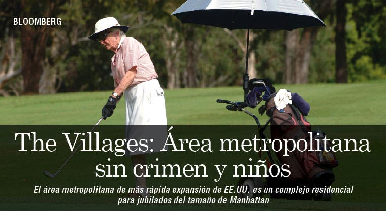 The Villages: Área metropolitana sin niños ni crimen