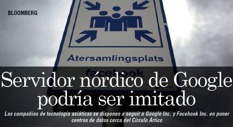Servidor nórdico de Google podría ser imitado