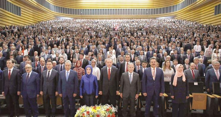 Erdogan se presentará en elecciones presidenciales de Turquía