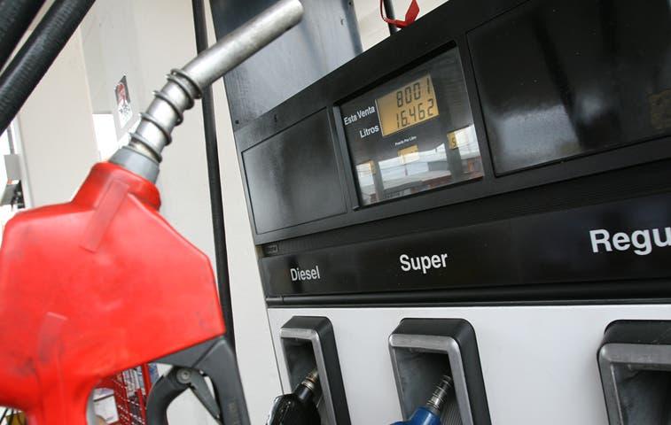 Combustibles registrarán nuevo aumento