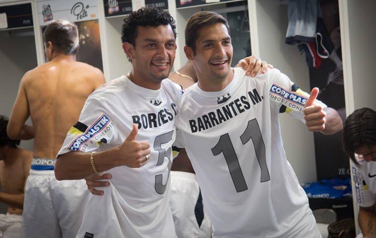 Santos FC sorprende a la Tricolor