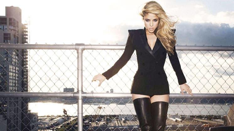 Shakira y Carlinhos Brown cerrarán el Mundial