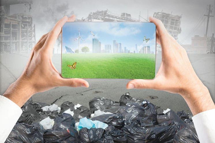 Suspendida generación de energía con basura