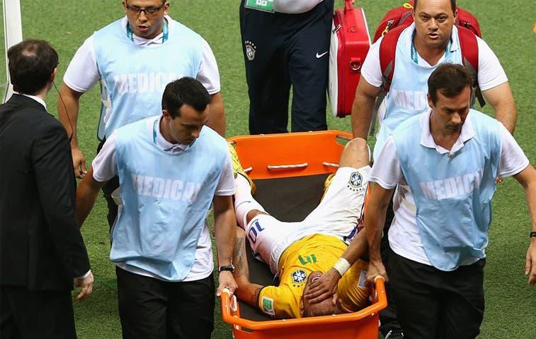 Neymar se pierde el Mundial por fractura
