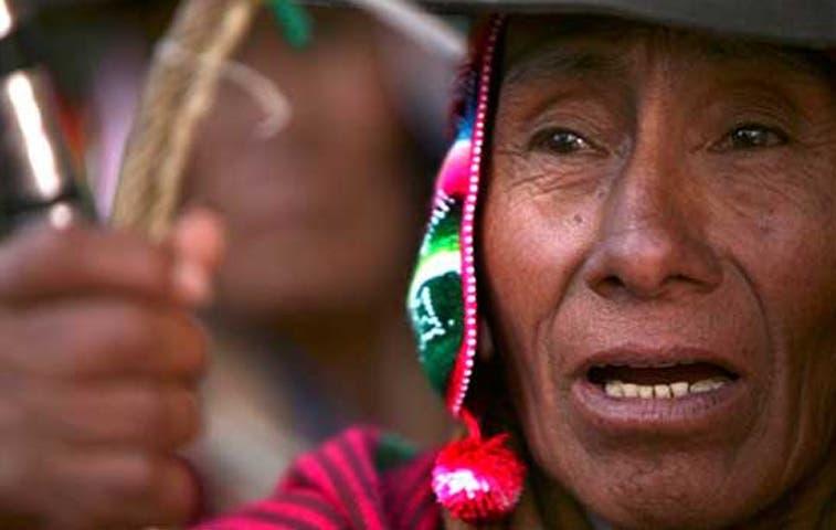 Cesa caos con indígenas en Salitre