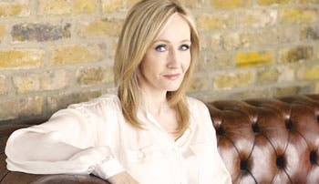 J.K Rowling resucita a Harry Potter