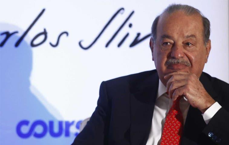 Slim venderá activos de América Móvil