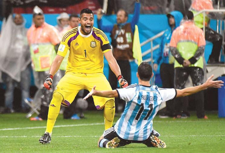 Argentina va por la revancha