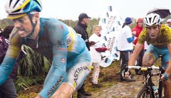 Nibali dinamita el Tour
