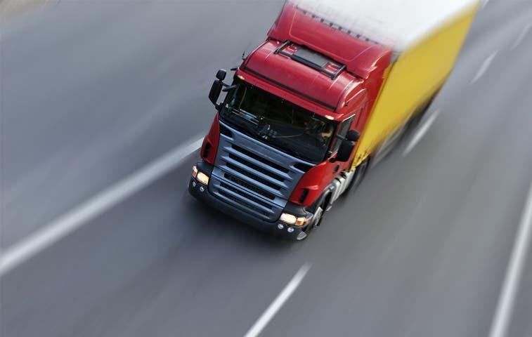 Fin de semana con restricción para camiones pesados