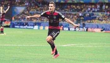 Klose no quiere volver a perder