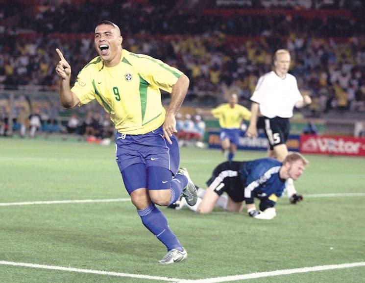 Brasil y su peregrinación goleadora