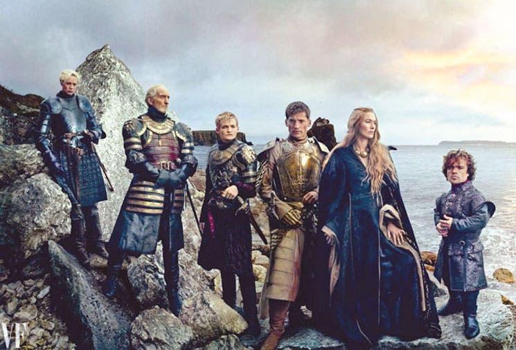 """""""Game of Thrones"""", favorita en la batalla de los Emmy"""