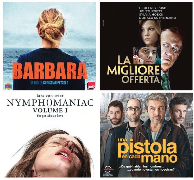 Déjese conquistar por el cine europeo