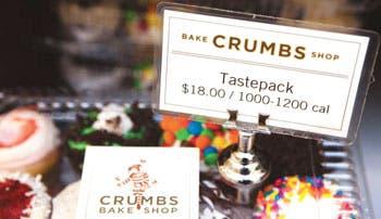 Caída de Crumbs muestra límites de adicción estadounidense a los cupcakes