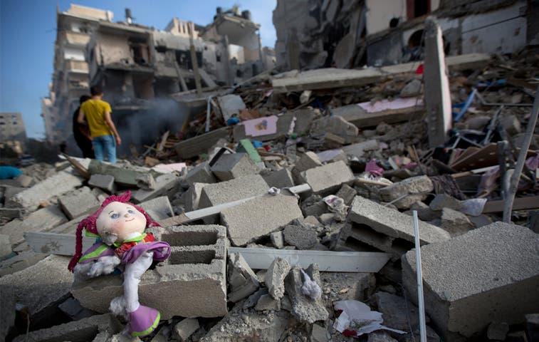 Costa Rica pide la paz entre Israel y Palestina