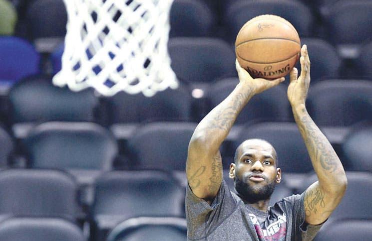 LeBron regresa a Cleveland