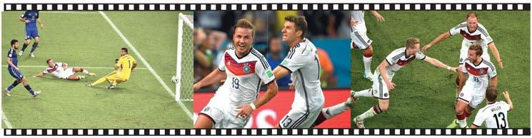 La corona es alemana